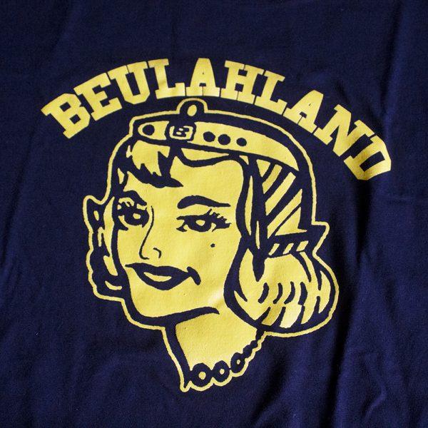 Beulahland - the Onion Queen tee shirt