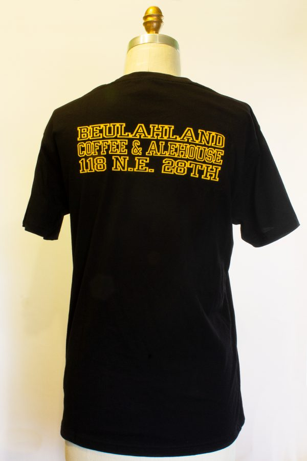 Beulahland's Onion Queen Tee-Shirt (back)