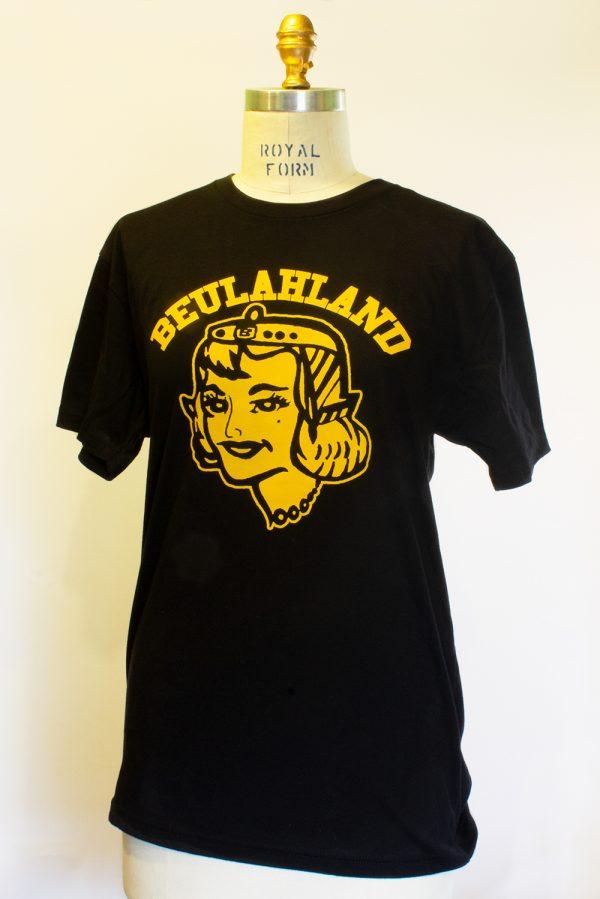 Beulahland's Onion Queen Tee-Shirt (front)