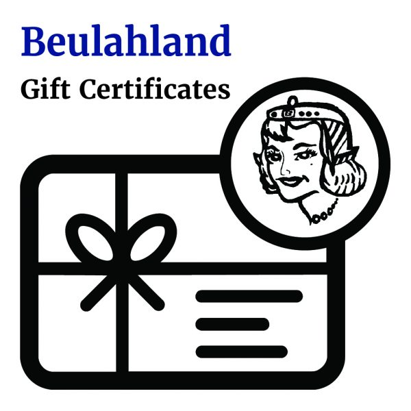 Beulahland gift card